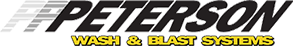 Peterson Wash & Blast Systems Logo