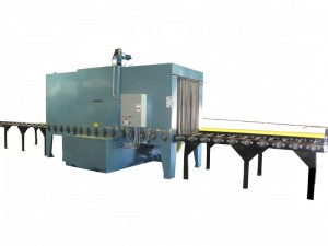 RTW Series Roller Table Washer