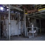Used BCP – Wheelabrator Roller Table Monorail Combo